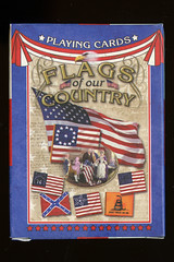 FLAGS of our COUNTRY (Leo Reynolds) Tags: xleol30x playing card deck usa