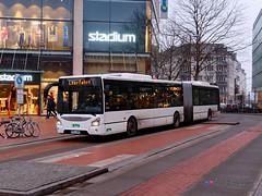 Iveco Urbanway 18 - KVG 1803 (Pi Eye) Tags: bus autobus articulé gelenk iveco irisbus urbanway urbanway18 kvg stade