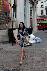 20180711-IMG_4274 (roger_thelwell) Tags: mayfair oxford circus uk london beautiful street photography bw black white portrait people urban city commuters winter cold hat hats mobile phone cell england hair fleet strand life natural walking talking conversation chat speak speaking beauty handbag stud studs lamppost lamp post shiny shiney leather smoking cigarette westminster traffic cab taxi bag sac shoulder mono monochrome great britain streets photographs real photographic photos candid rain umbrella group