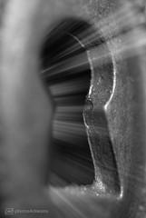 hole in my soul (photos4dreams) Tags: hole macromondays macro makro photos4dreams p4d photos4dreamz schlüssellock keyhole holes hmm mondays monday