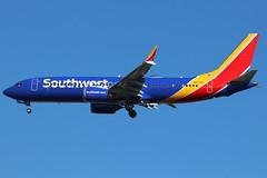 N8726H | Boeing 737-8 MAX | Southwest Airlines (cv880m) Tags: newyork laguardia lga klga aviation airliner airline aircraft airplane jetliner airport n8726h boeing 737 738m 7378 max8 737max 7378max southwest swa southwestairlines winglet b38m