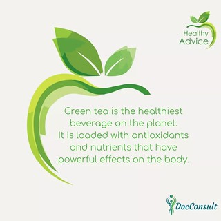 Green tea is the healthiest beverage on the planet. It is loaded with antioxidants and nutrients that have powerful effects on the body. These include improved brain function, fat loss, a lower risk of cancer and many other impressive benefits. Drink gree