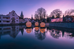Winterstrahlen-111-2 (Peter Fuchs) Tags: soest winterstrahlen night shot bluehour sony alpha 7riii ilce7rm3