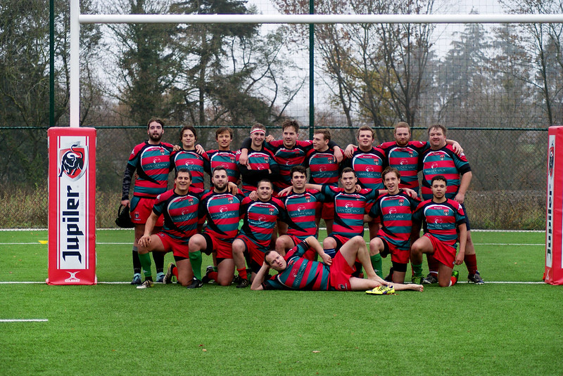 Senioren 2 Namen - Rugby Mechelen