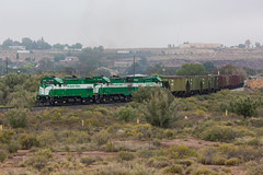 (THE Woodtick) Tags: excanadianpacific arizona theapacherailway mlw c424 alco holbrook