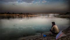 fishing (bulbul057) Tags: fish catchingfish fishing fisherman river water