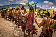 This Is How We Celebrate (tehhanlin) Tags: indonesia wamena papua irianjaya tribe tribes thedanis sukudani dani travel culture people peoplearoundtheworld peoples sony ngc journalism danitribe celebration