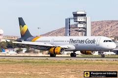 Airbus A321 Thomas Cook LY-VEA (Ana & Juan) Tags: airplane airplanes aircraft airport aviation aviones aviación airbus a321 thomas cook landing alicante alc leal spotting spotters spotter planes canon closeup