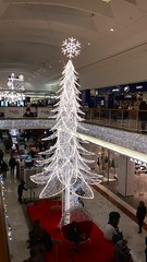Christmas Lights at Brent Cross (beareye2010) Tags: london northlondon londonboroughofbarnet barnet brent brentcross lights christmaslights londonnw4 shoppingcentre brentcrossshoppingcentre