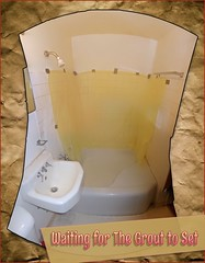 Almost Done (chrstphre) Tags: tiles bathroom shower xay spofford spokane washington repair fix