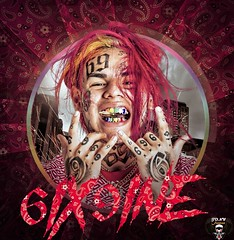 6ix9ine mixtape cover #jony #6ix9ine (jony_hacker1) Tags: 6ix9ine jony