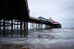 Central Pier, Blackpool (nickcoates74) Tags: 1650mm a6300 beach blackpool centralpier coast fylde ilce6300 lancashire morning pier seaside sel1650 sony uk