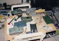 004_Model kits (SmoKingTiger1551) Tags: tanks modelkits 135 tamiya italeri dragon is3 tiger stug panther jagdpanther stuka apache t72 t34 jagdtiger plastic analog
