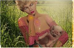 Oinkkk (✰✰Nubyia Photography✰✰) Tags: suicidalthots leluck lsr tram blogging blog makeup cosmetics tattoo summer piglet nubyia