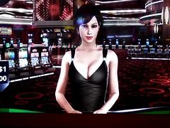 Casino dealer (thomasgorman1) Tags: image automated video electronic gaming cards casino woman dealer fujifilm gambling