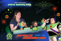 Florida Day 3 - The Magic Kingdom Buzz Lightyear Space Ranger Spin Photopass 02 (TravelShorts) Tags: walt disney world wdw magic kingdom be our guest beast food tiana rapunzel characters buzz lightyear space ranger spin light year seven dwarfs mine train photopass maker ariel princess fairytale hall haunted mansion