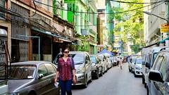 Streets of Yangon (Andrzej Olszewski) Tags: yangon rangoon burma myanmar asia streetphotography