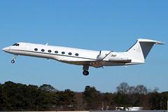 N363MF- Gulfstream G550 (AndrewC75) Tags: airplane airport aviation aircraft kennesaw cobb county mccollum field ryy kryy gulfstream 550 g550 gv private businss jet bizjet