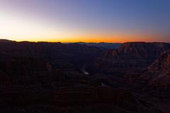 The Last Light At Grand Canyon (Akram Mellice) Tags: grandcanyonnationalpark sunset