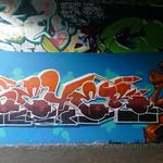 Work Under Crouch Hill Bridge thumbnail