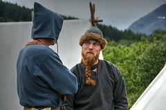 Los vikingos (Enrica F) Tags: borg lofoten noruega nikon vikingo