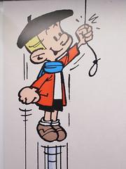 P1280453 (lychee_vanilla) Tags: centre belge de la bandedessinée comic strip bruxelles comicstripmuseum musée museum