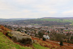 Winter in Ilkley (AJ - Andrew Jones) Tags: ilkley uk england yorkshire countryside outdoor outside country rural hill moor