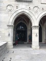 Guards at the Palazzo Pubblico, San Marino