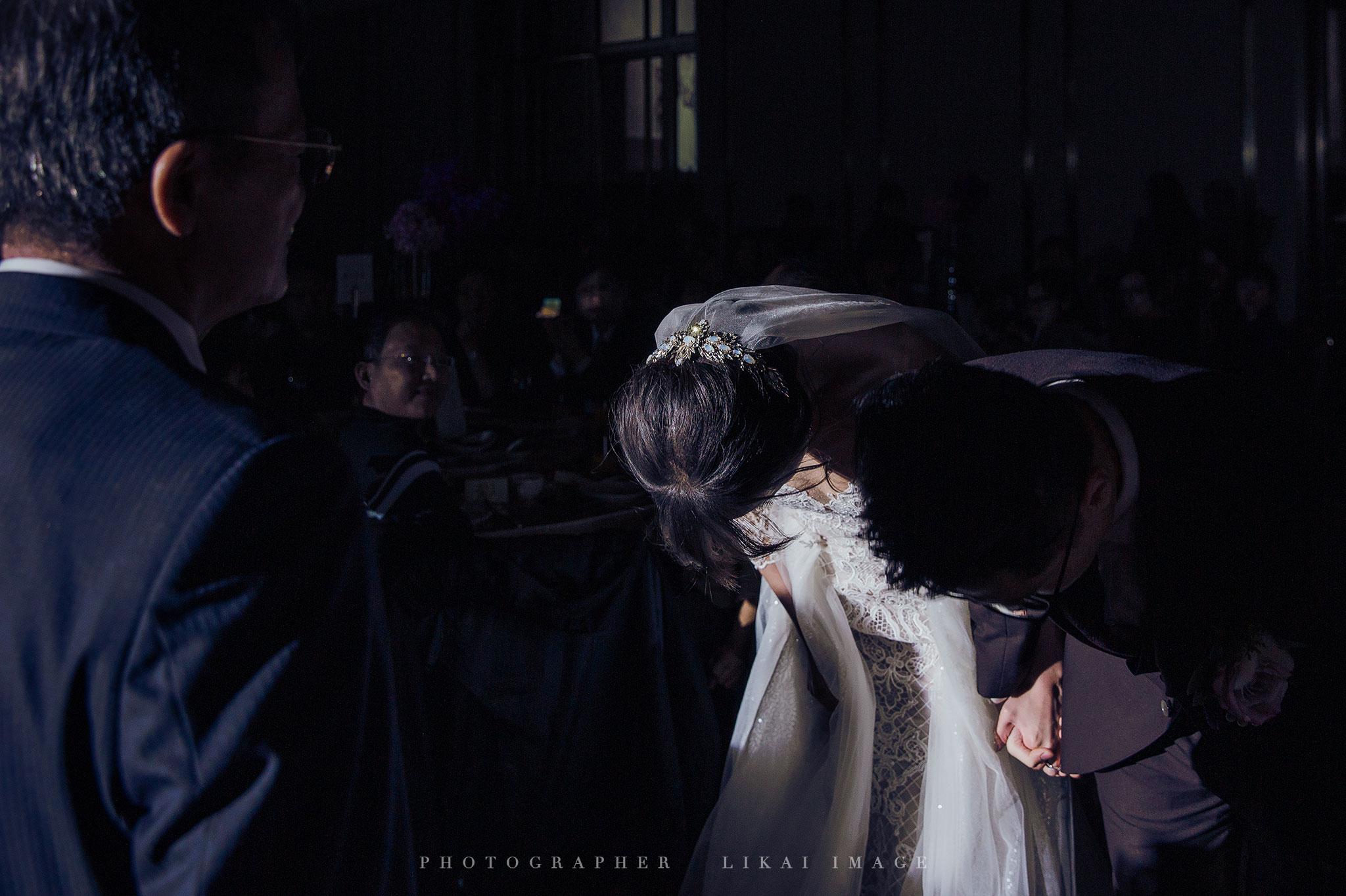 婚禮紀錄 - Miko & Shawn - 萬豪酒店
