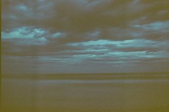 (Lucas Marcomini) Tags: filmphotography analog 35mm film filmisnotdead buyfilmnotmegapixels ishootfilm 35mmfilm landscape nature dark grain grainisgood sky ocean sea night dusk blue brasil brazil coast beach