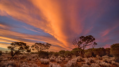 IMG_2038 (Betty AN) Tags: sunset whyalla clouds redskies southaustralia