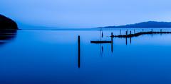 Blaue Stunde (hdbrand) Tags: noctilux50mm095 objektiv longexposure putbus mecklenburgvorpommern deutschland de ostsee imjaich