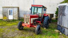 International Harvester at Noyelles (robmcrorie) Tags: international harvester 884 type france somme noyelles tractor nikon d850 tracteur 1970s