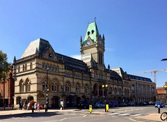 The city's Guildhall is a splendidly confident Victorian Gothic building (photo by Rakshita Patel)