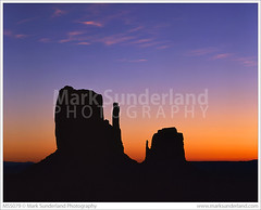 The Mittens at Dawn Monument Valley (© Mark Sunderland www.marksunderland.com) Tags: america american americanwest arizona az buttes dawn formations landscape mitten monumentvalley nationalpark navajonation northamerica rock sandstone silhouette sky southwest sunrise themittens travel tribalpark twilight unitedstates unitedstatesofamerica us usa western westernusa
