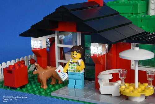LEGO 10268 Vestas Wind Turbine - a photo on Flickriver