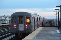 IMG_4344 (GojiMet86) Tags: mta bmt nyc new york city subway train 1986 r68 2554 50th street