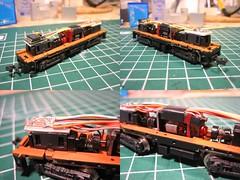 SM153mozaiek (3Dbuildr) Tags: staatsmijnen locomotief sm 151 152 153 154 155 ns 2900