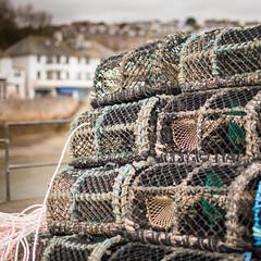 Fishing pots at St Mawes (mqmquilter) Tags: coast coasts cornwall d850 stmawes