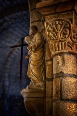 Art religieux (mostodol) Tags: art architecture religieux religious france french church eglise locmariaquer bretagne brittany breizh bzh morbihan fuji fujifilm xt20