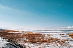 Utah Lake (theelectricmango) Tags: utah lake winter landscape 28mm ais nikkor nikon water