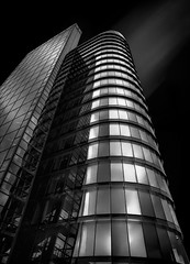 :: Cityscapes :: (RAM.style) Tags: architecture skyline city building monochrome blackwhite bw ramstyle ramstylepictures darkstyle darkstylepictures nikon