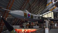 Avro Vulcan B.2 c/n SET62 United Kingdom Air Force serial XM598 (Erwin's photo's) Tags: cosford museum england united kingdom raf royal air force aircraft aviation preserved display static avro vulcan b2 cn set62 serial xm598