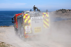 SAMFS | 1012 | Victor HarBor 719 (adelaidefire) Tags: sa samfs mfs south australian metropolitan fire service scania mills tui australia technical rescue training rope kings beach victor harbor encounter bay firefighters