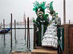 romantic Venice (werner boehm *) Tags: wernerboehm italy carnivalofvenice maske venice person architecture