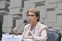 CRA - Comissão de Agricultura e Reforma Agrária (Senado Federal) Tags: audiênciapública cra mapa ministraterezacristina brasília df brasil bra