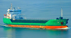 Scotland Greenock the cargo ship Arklow Forest heading for Glasgow 27 February 2019 by Anne MacKay (Anne MacKay images of interest & wonder) Tags: scotland greenock sea cargo ship arklow forest 27 february 2019 picture by anne mackay