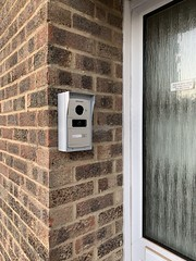 "Video Door Entry System with 2 Screens, Installed for CSS Andover, England. • <a style=""font-size:0.8em;"" href=""http://www.flickr.com/photos/161212411@N07/47229961541/"" target=""_blank"">View on Flickr</a>"