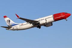 SE-RTB (GH@BHD) Tags: sertb boeing 737 738 737max8 737max 73m b737 b738 b73m dy d8 ibk nax norwegianairshuttle norwegianairinternational aircraft aviation a airliner ace gcrr arrecifeairport arrecife lanzarote