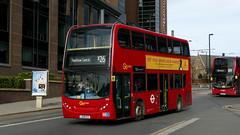 Euro 4 Express (londonbusexplorer) Tags: goahead london metrobus dennis trident adl enviro 400 e99 lx08ecc x26 west croydon heathrow central tfl buses